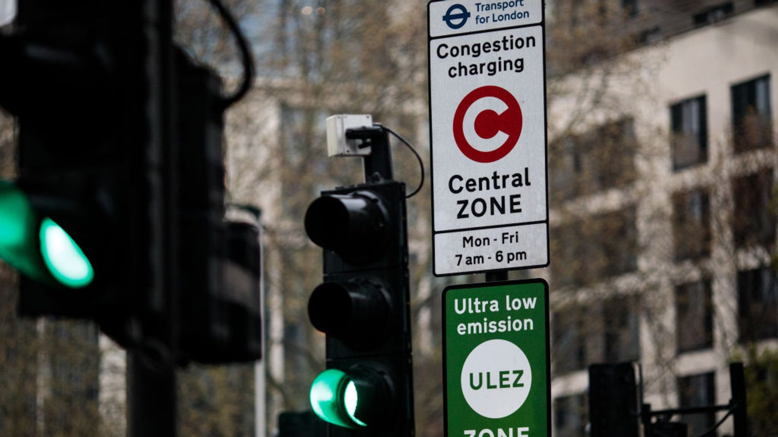 skynews congestion charge london 4990935