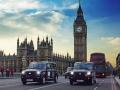 Đến London sẽ được đi taxi chạy điện miễn phí
