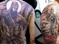 Rước họa vào thân vì xăm hình Phật, Quan Công, hổ báo sai vị trí