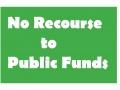 Loại trợ cấp nào bị coi là Public Fund ở Anh Quốc